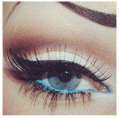 summer eyeliner