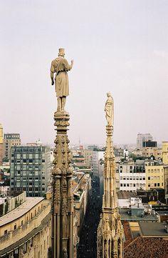 Duomo di Milano, Milan, Italy Lombardy