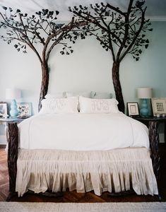 Sleeping In The Trees