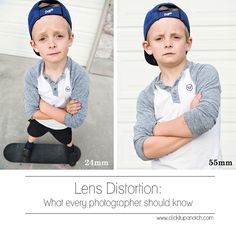 Lens Distortion-What every photography should know via Click it Up a Notch len distortionwhat