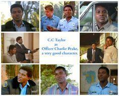 Officer Charlie Peake.