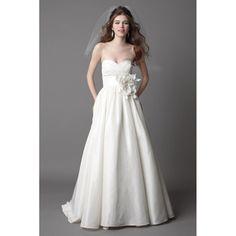 2013 Spring Long Bridal Wedding Dress