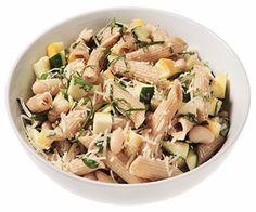 Easy, Healthy Pasta Recipes from FITNESS Magazine