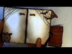 Steampunk Spells card series 2 -  tutorial #graphic45 #videos