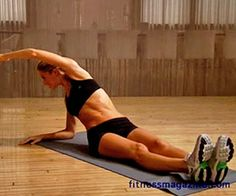Best Ab Exercises - Our Top 10 Abs Exercises - Ab Workouts - Fitness Magazine (ballet twist)