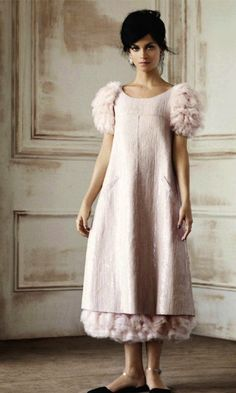 Chanel Spring 2011 #blush #pink