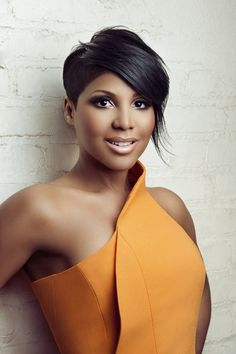 Looking Beautiful - Luv this color too.  Toni Braxton