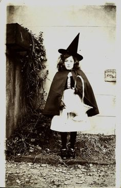 Little witch.