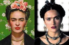 Salma Hayek (Frida Kahlo, Frida)