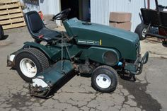 National HT 7 Triplex Reel Mower - For Sale/Wanted - TurfNet.com