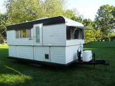 1970 tow low camper