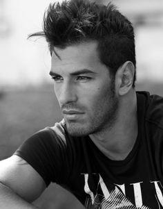 men styles, face 18, eye candi, men hair, guy, gorgeous face, hot italian men, men beauti, italian model