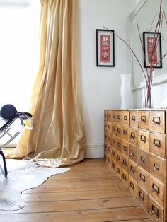 game rooms, vintage library, floor, cabinet, video games, card catalog, drawer, curtain, vintage cards