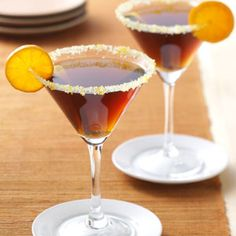 Orange & Coffee Martini Recipe