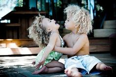 Can my kids just please look like this?