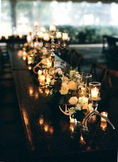Leanna + Ike - Southern Weddings Magazine