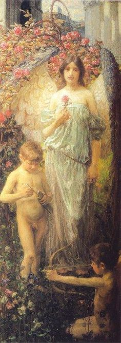 Frederick Stead (1863 – 1940) – Pintor Inglês_6