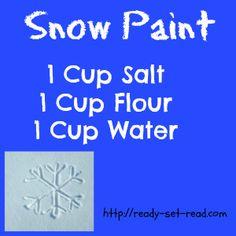 preschool winter theme, The snowy Day, Ezra Jack Keats, ready set read ...