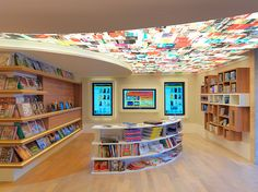 This would make an awesome Children's section