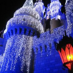 Winter magic at Disney