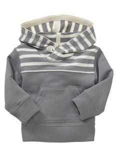comfortable striped