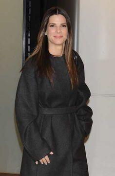 #SandraBullock is seen upon arrival at #Narita International Airport on December 3, 2013 in Narita, Japan