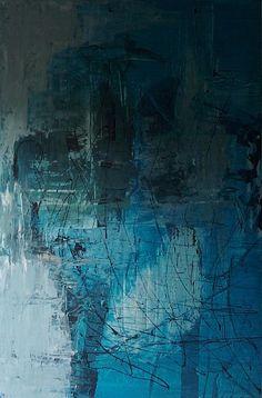 "artoffer – Art of Felix Bauchrowitz   ""Blue image"" / 2012"