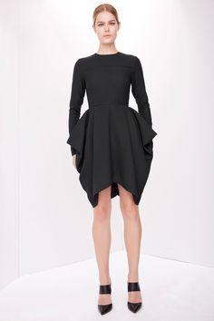 Kaelen resort-2015 black dress