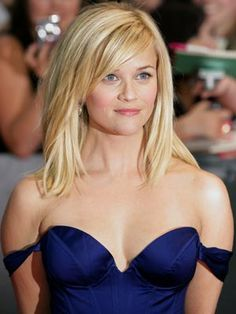 Reese Witherspoon Makeup and Hair