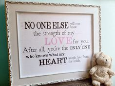 Found on Etsy.... must get (or make myself) for my baby boy's nursery!