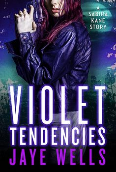 "My Sabina Kane short story ""Violet Tendencies"" is getting a makeover with a gorgeous new cover!"