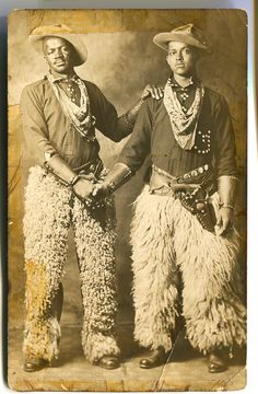 Black Cowboys | 1913 - Black History Album