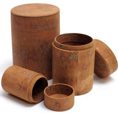 Cinnamon Bark Boxes