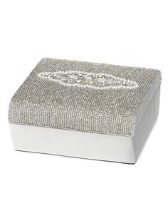 M&S Collection Jewel Stone Embellished Jewellery Box