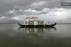 Discover India via rice barge