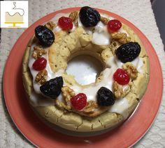 Bolo de Reis sem Glúten e sem Leite http://www.deliartcakecreations.com/2013/01/bolo-de-reis-sem-gluten-e-sem-leite.html
