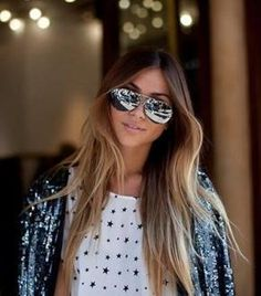 Dark Blonde Ombre