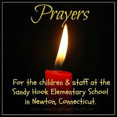 Pray for the families and loved ones affected by the devastating tragedy in Connecticut and stand with them for healing and comfort.