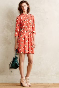 #Poppy #Field #Dress #Anthropologie