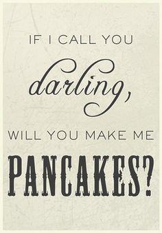 ~Pancakes
