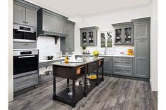 Best Kitchen On Pinterest Gray Cabinets Cabinet Colors And 640 x 480