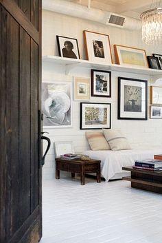 art gallery walls
