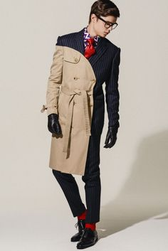 Middle Ages to Modern: Ichiro Suzukis Menswear Collection in style fashion Category