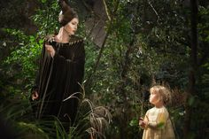 See Angelina Vs. Her Daughter In Maleficent — Finally! #Refinery29