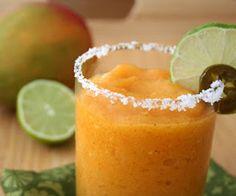 Mango Chipotle Margaritas