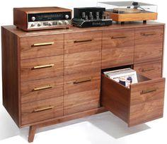 Atocha Record Cabinet