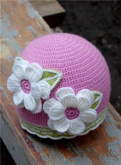 Very cute!  A LOT of cute hats on this site!