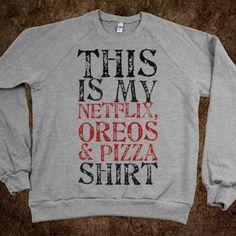 Oreos & Pizza Shirt