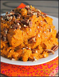 Bourbon Sweet Potatoes #bostonproper #thanksgiving