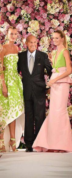 Oscar De La Renta Haute Couture 2007   The House of Beccaria~
